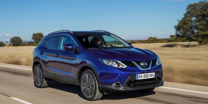 Nissan start verkoop compleet nieuwe QASHQAI