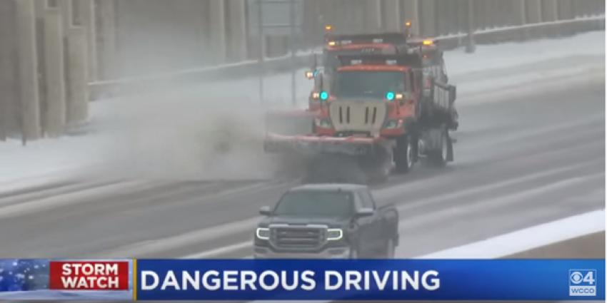 Doden door noodweer in het Midwesten van de VS