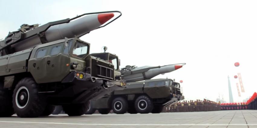 Noord-Korea lanceert opnieuw raket