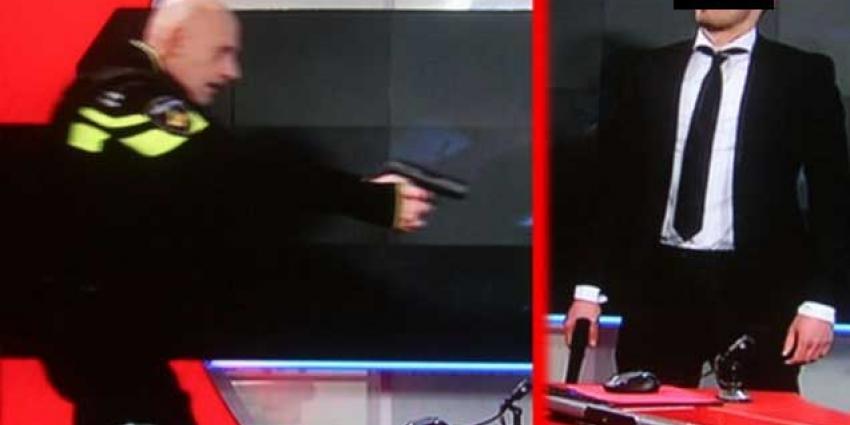 OM eist 4 jaar celstraf tegen dader (20) gijzeling NOS-studio