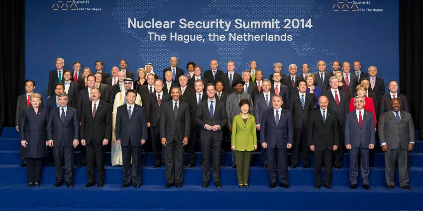 Groepsfoto 58 wereldleiders NSS top 2014   NSS