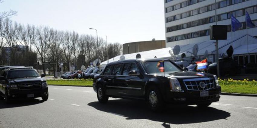 Foto van auto Obama The Beast | Paul Groeneveld | www.fotopersbureau.eu