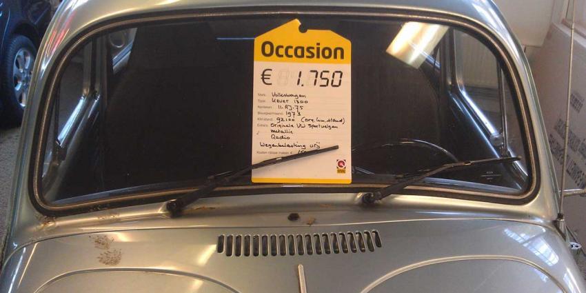 ACM eist duidelijkheid over advertentieprijzen tweedehands auto's