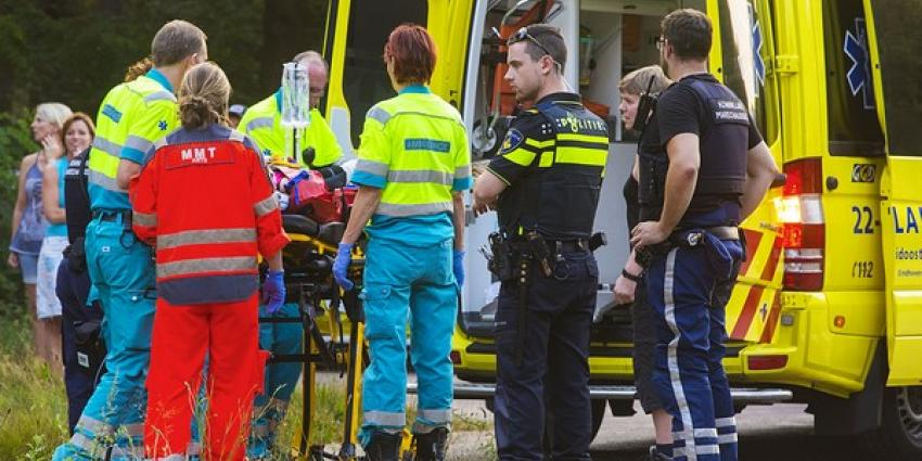Vrouw in Oirschot raakt ernstig gewond bij ongeval met mountainbike