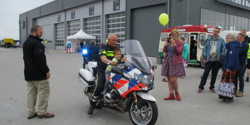 Evenement 'Onbeperkt samen Genieten' Heerenveen druk bezocht