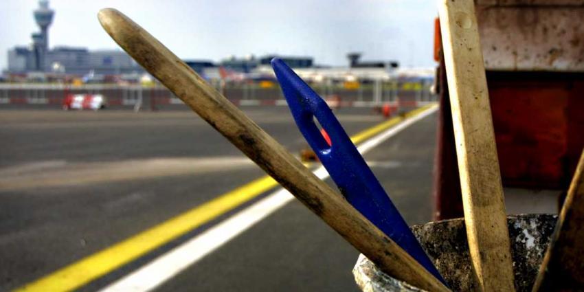 Schiphol stelt Buitenveldertbaan buiten gebruik om groot onderhoud