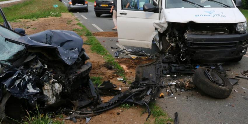 Toename aantal schadeclaims door aanrijdingen