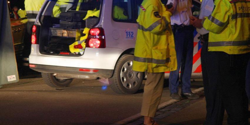 Dode en gewonden bij ongeval met taxibus