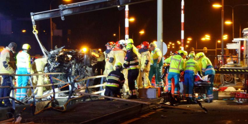 Zeer ernstig ongeval in Aalsmeer