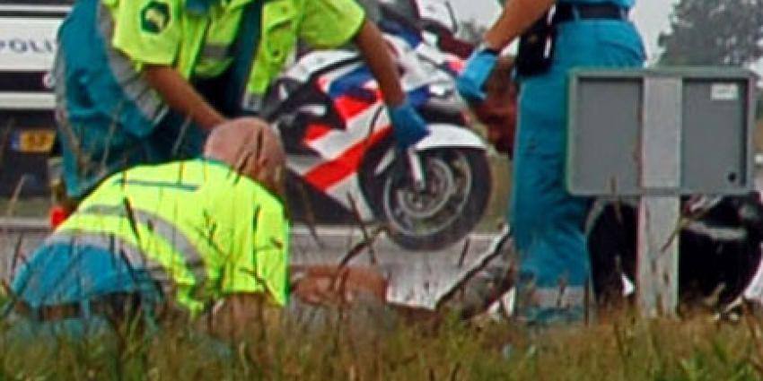 Vierjarig meisje ernstig gewond na aanrijding