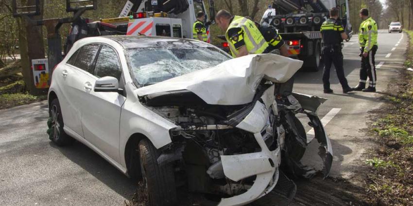 Kinderen gewond bij ongeval