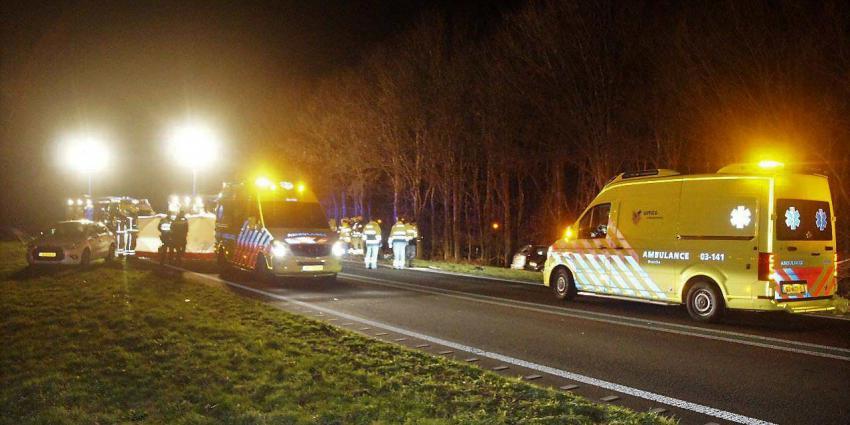 Meerdere gewonden bij ongeval in Dalen