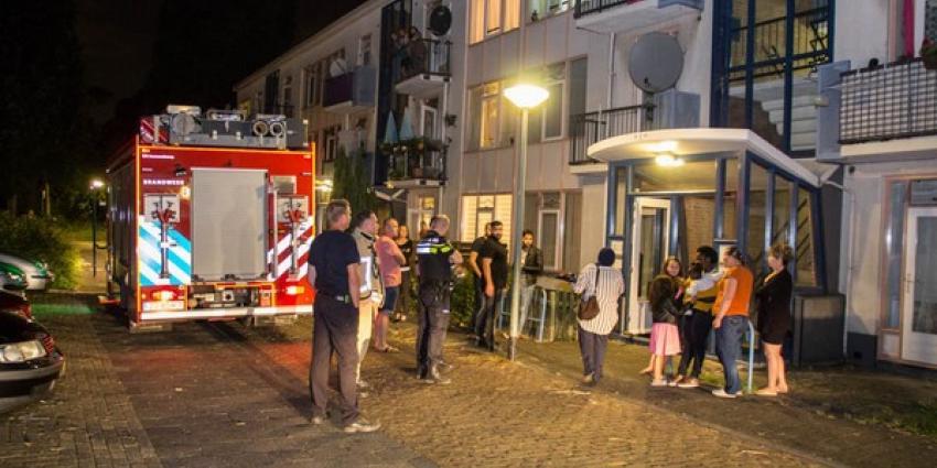 Zes woningen in Vlaardingen ontruimd vanwege benzinelucht