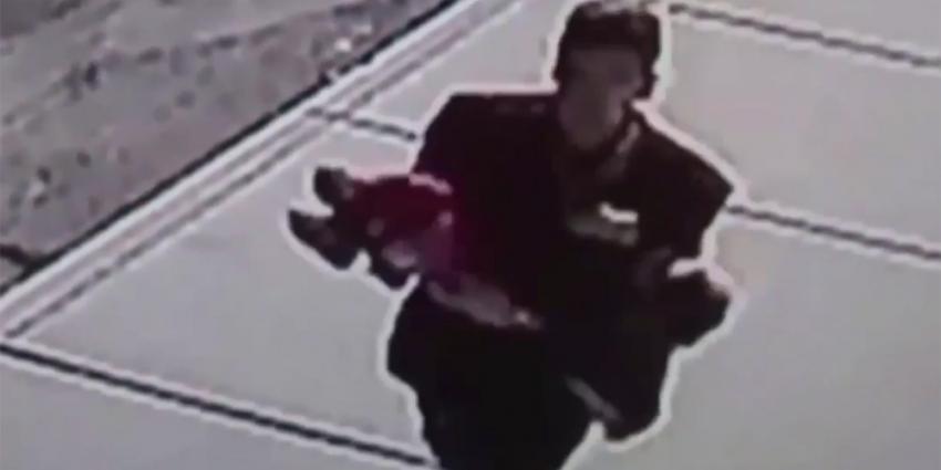 Kinderen in Amerika voorkomen ontvoering broertje