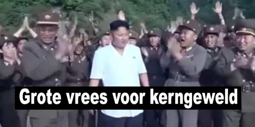 Noord-Korea verplaatst langeafstandsraket