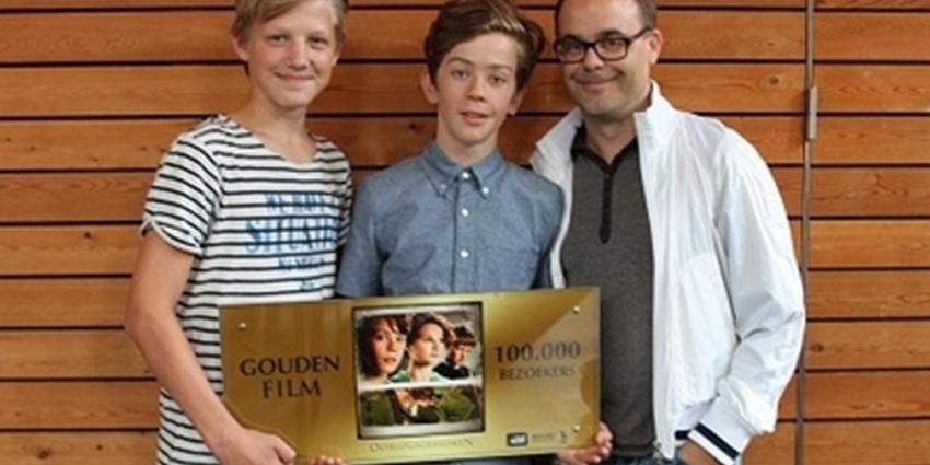 Oorlogsgeheimen behaald titel Gouden Film