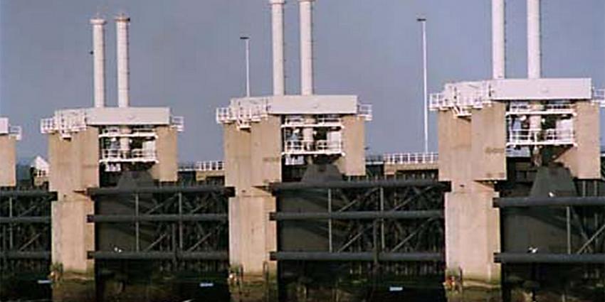 RWS sluit Oosterscheldekeerring vanwege verwachte hoge waterstand