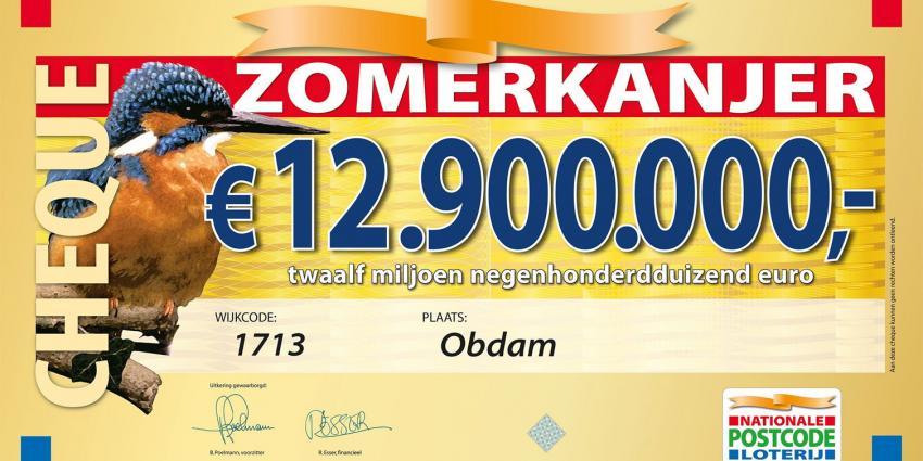 foto van Postcode Loterij