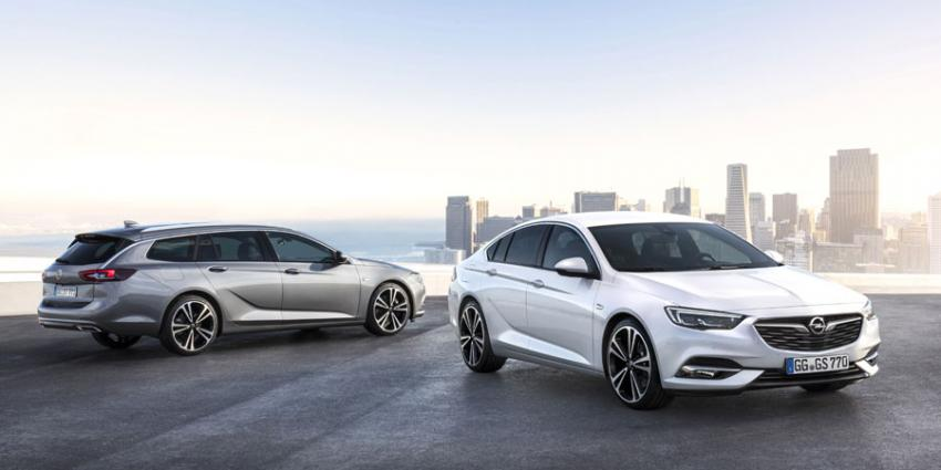 Nieuwe Opel Insignia Sports Tourer op Autosalon Genève