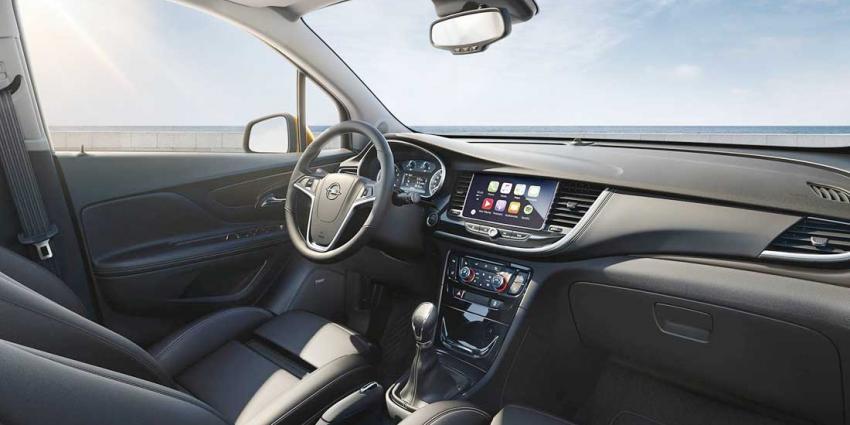 Wereldpremière Opel Mokka X op Autoshow Genève