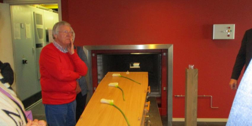 Opendag crematorium Nieuweschoot druk bezocht