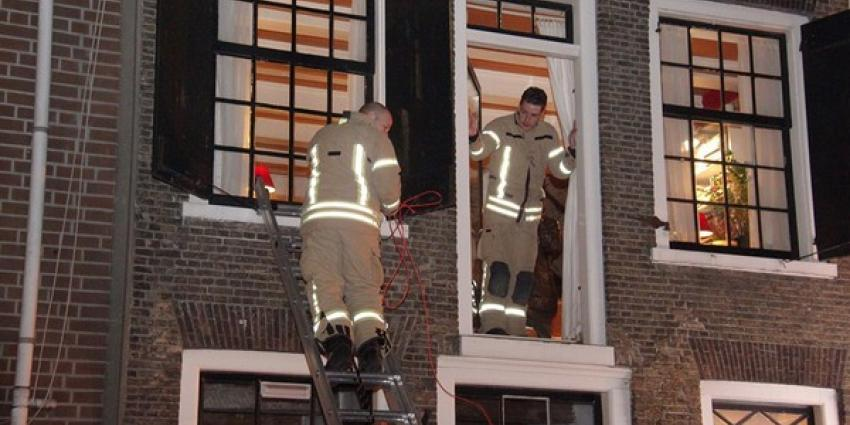 Westerstorm trekt over de regio Vlaardingen, Schiedam en Rotterdam