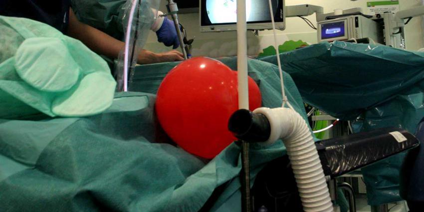 Isala haalt grote tumor weg bij lever via kijkoperatie
