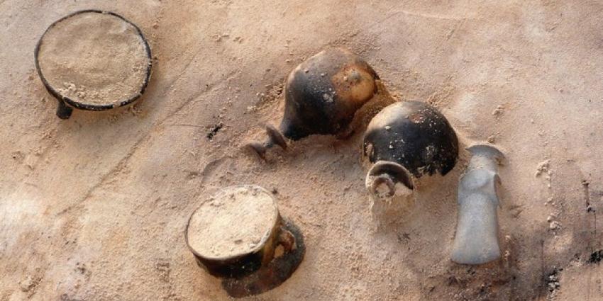 5000 jaar oude topvondsten bieden nieuw zicht op het leven van de Oer-Nederlander
