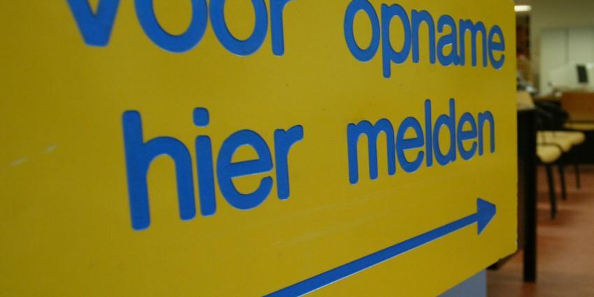 Man gewond achtergelaten bij ziekenhuis Oosterhout