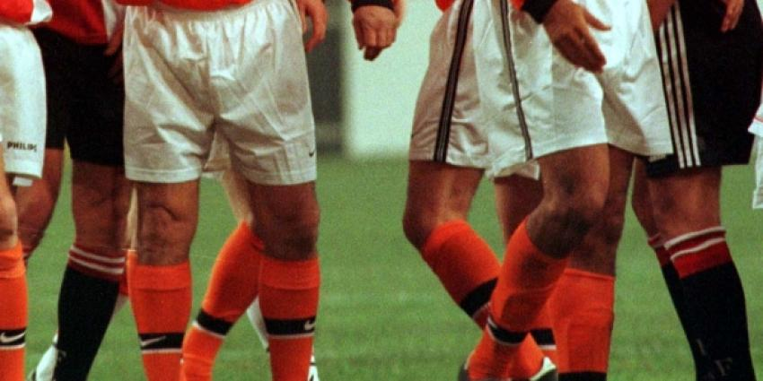 Nederlands elftal speelt oefenwedstrijd tegen VS