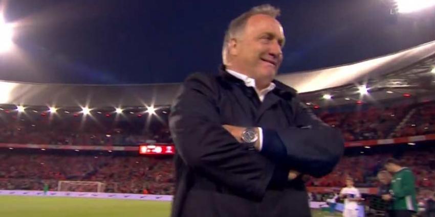 Oranje verslaat Luxemburg met 5-0. WK beetje dichterbij