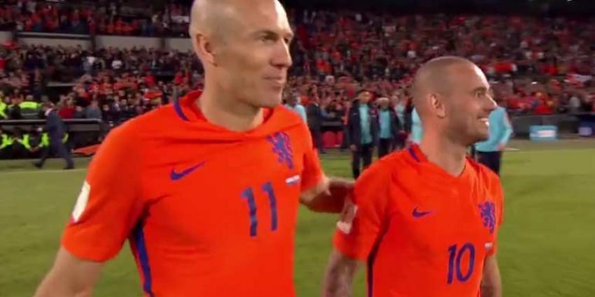 Nederland verslaat Luxemburg met 5-0