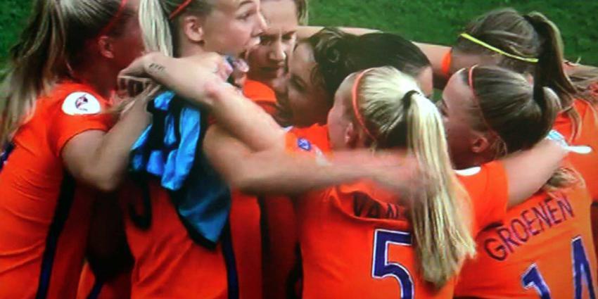 Oranje-voetbal-vrouwen