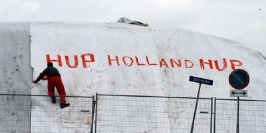 Oranje incasseert grootste nederlaag sinds 1961