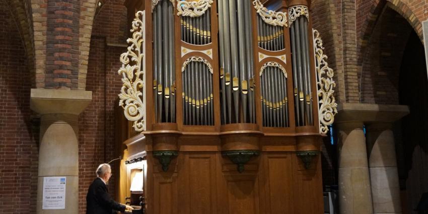 Orgelconcert voor 150-jarige bestaan orgel R.K. Heilige Geestkerk