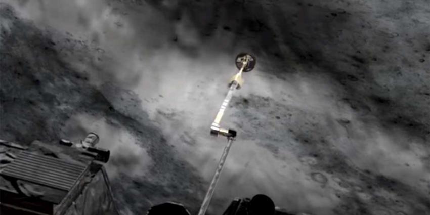 NASA OSIRIS-REx missie naar voor aarde mogelijk gevaarlijk komeet