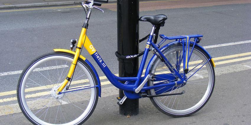 Al 4 miljoen ritten met OV-fiets gemaakt in 2018