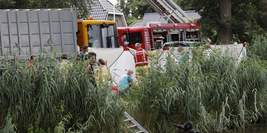 overleden-water-brandweer-ambulance