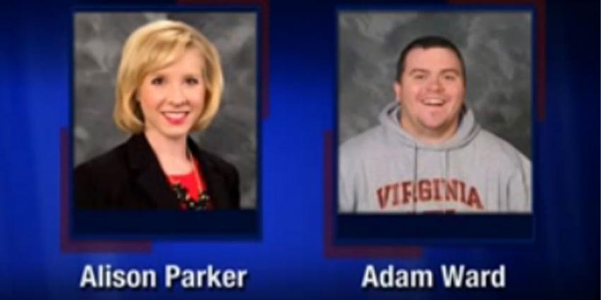 Verslaggever en cameraman in live-uitzending VS doodgeschoten