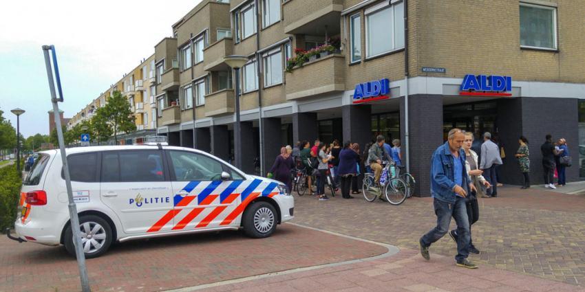 Gewapende overval op supermarkt in Vlaardingen
