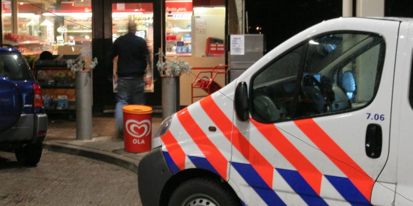 overval tankstation Zwolle