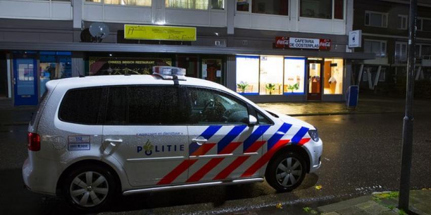 Gewapende overval cafetaria Den Bosch