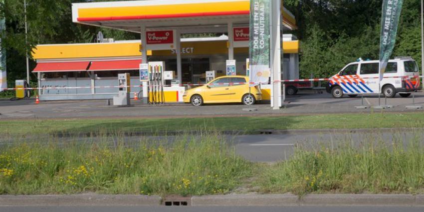 tankstation groningen, overvallen