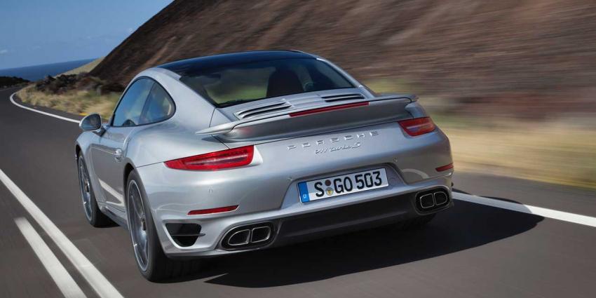 foto van Porsche 911 Turbo