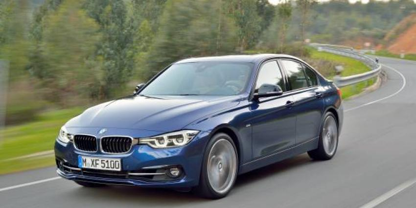 BMW presenteert de vernieuwde BMW 3 Serie