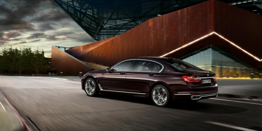 BMW maakt prijs BMW M760Li xDrive bekend
