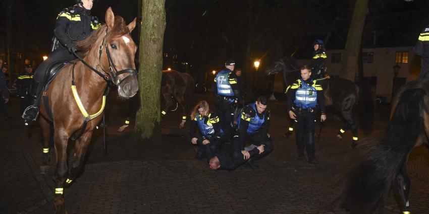 paard-politie-arrest
