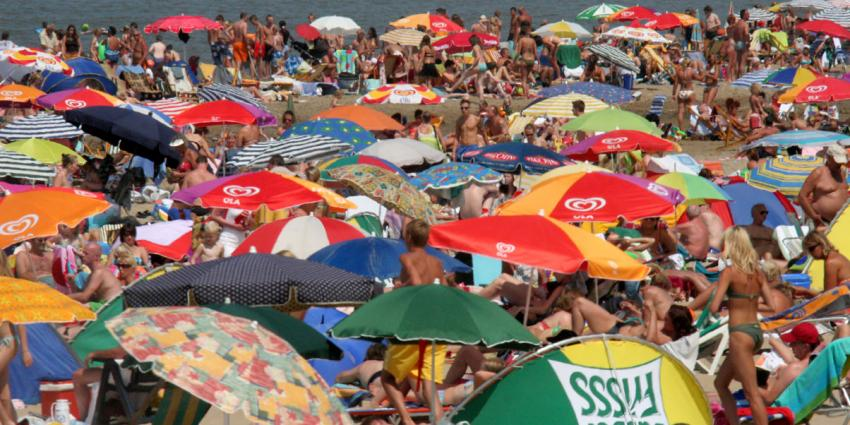 Nederland dit weekend 'tropisch'