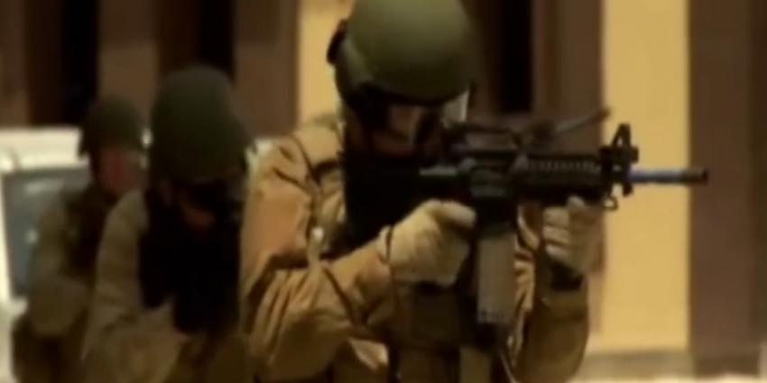 Antwerpen zet militairen in ter bewaking