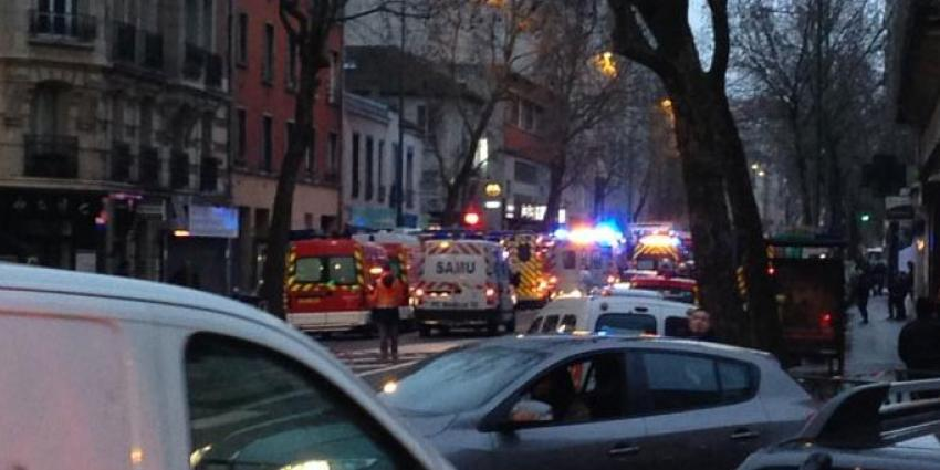 Franse politie vindt 2e vluchtauto van terroristen in Parijs